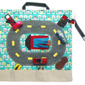 Ring Bearer Gift Car Play Mat